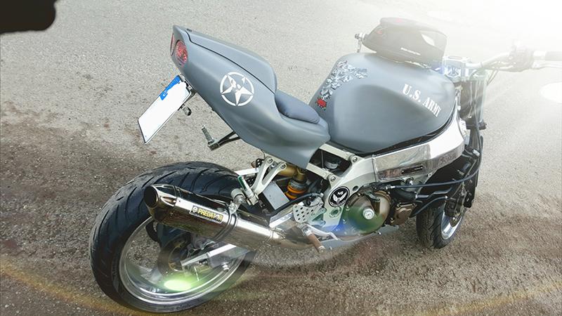 Kawasaki Exninja